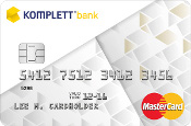 Komplett MasterCard